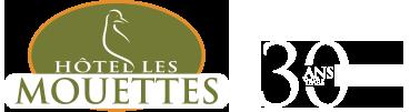 Hôtel Les Mouettes Logo